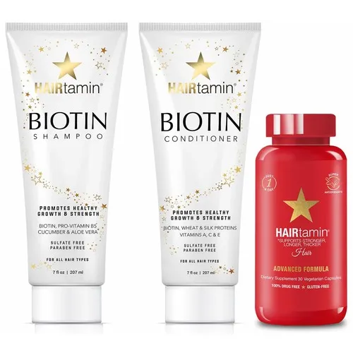 Hairtamin Review