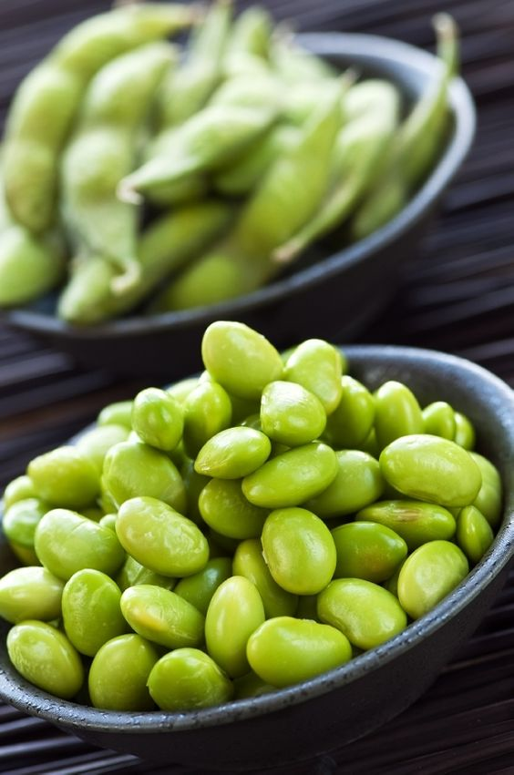 Benefits of Soy Beans on Your Health