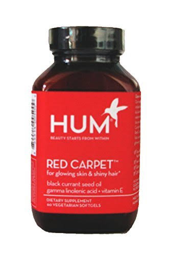 Image result for HUM Nutrition Red Carpet Hair & Nails Formula amazon""