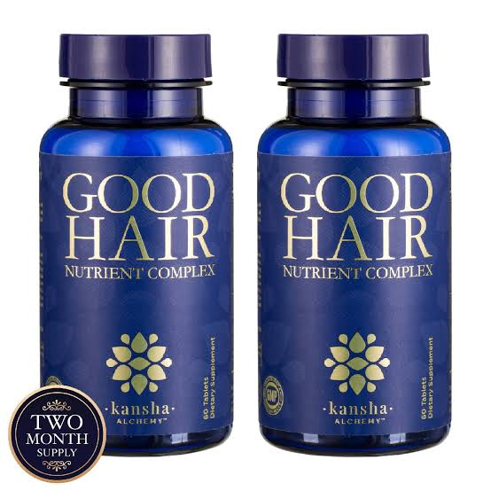"""Image result for Kansha Alchemy Good Hair Nutrition Complex amazon"""""""