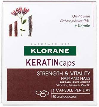 Image result for KeratinCaps Dietary Supplements amazon""