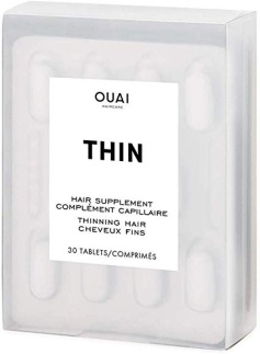 Image result for Ouai Hair Supplement for Thinning Hair""